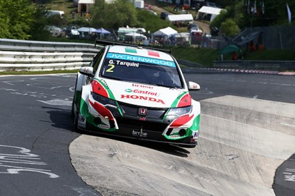 Updated Honda Civic too slow to challenge Citroen at Nordschleife