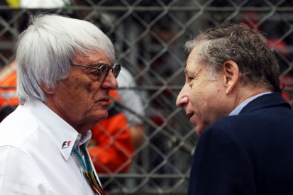 Ecclestone ready to vote with Todt in F1 Strategy Group meeting