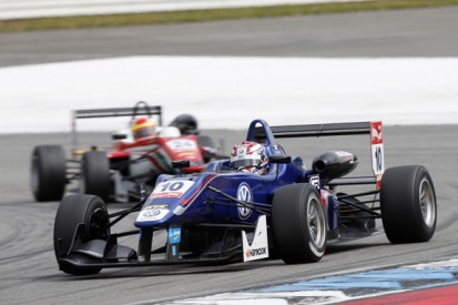George Russell pinpoints Pau Grand Prix F3 fightback