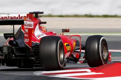 Barcelona Formula 1 test: Gutierrez impressed by Ferrari gains