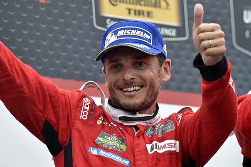 Ex-F1 driver Giancarlo Fisichella rejoins AF Corse for Le Mans