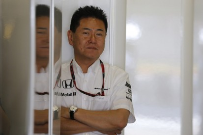 Honda F1's Yasuhisa Arai feeling the pressure of McLaren struggles