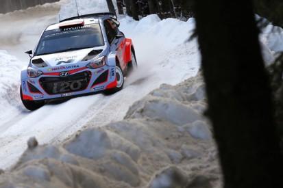 Hyundai confirms four more WRC events for Kevin Abbring