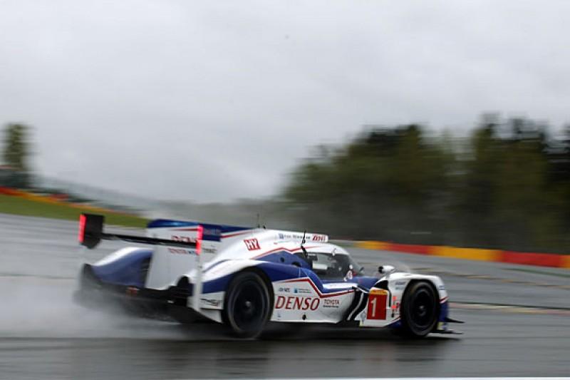 Davidson calls for WEC rain light changes after Nakajima crash