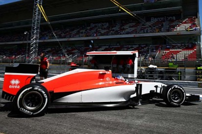Manor F1 driver Will Stevens accepts team's decision to skip test