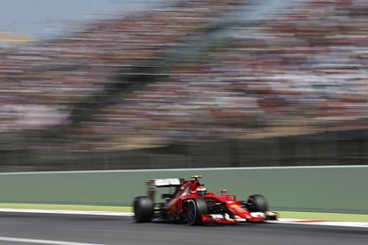 Raikkonen says he sacrificed Spanish GP F1 result to help Ferrari