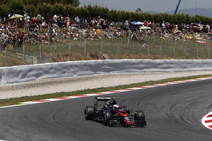 Spanish GP: Jenson Button says McLaren F1 car was 'scary' to drive
