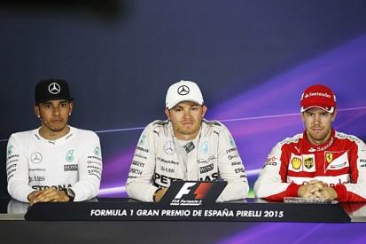 Spanish Grand Prix FIA press conference transcript