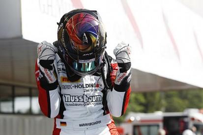 Barcelona GP3: Marvin Kirchhofer wins race two for ART Grand Prix