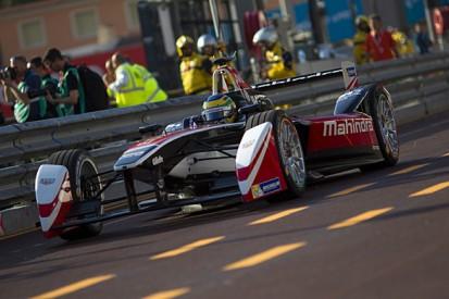 Monaco Formula E: Bruno Senna fastest in free practice