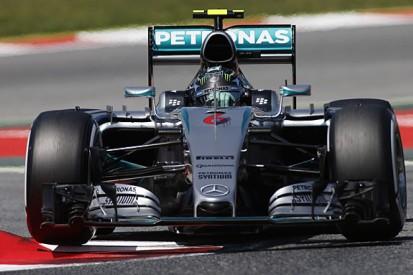 F1 Spanish Grand Prix: Rosberg fastest in FP3, Hamilton spins
