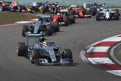 F1 bosses warned of risks of rules overhaul for 2017 season