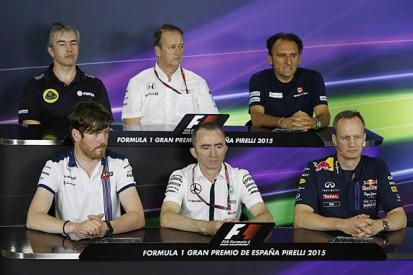 Spanish Grand Prix FIA Friday press conference transcript