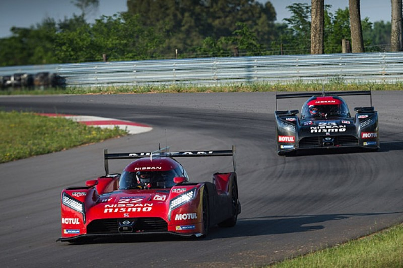 Marc Gene steps back from Nissan drive for 2015 Le Mans 24 Hours