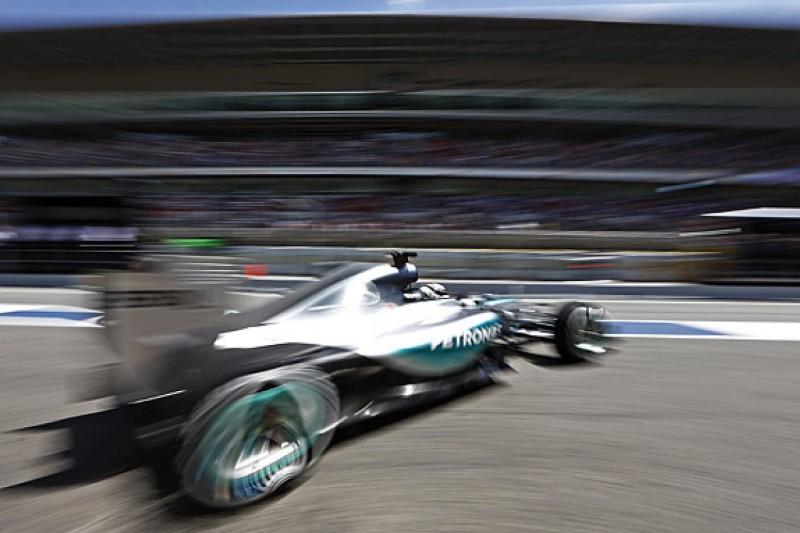 F1 Spanish GP FP2: Lewis Hamilton fastest from Sebastian Vettel