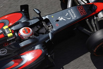 Spanish GP: Jenson Button says McLaren has work to do in every area
