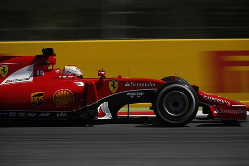 F1 Spanish GP: Vettel says Mercedes still has a gap to Ferrari
