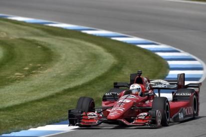 Rahal: Honda's IndyCar road course aero needs improving everywhere