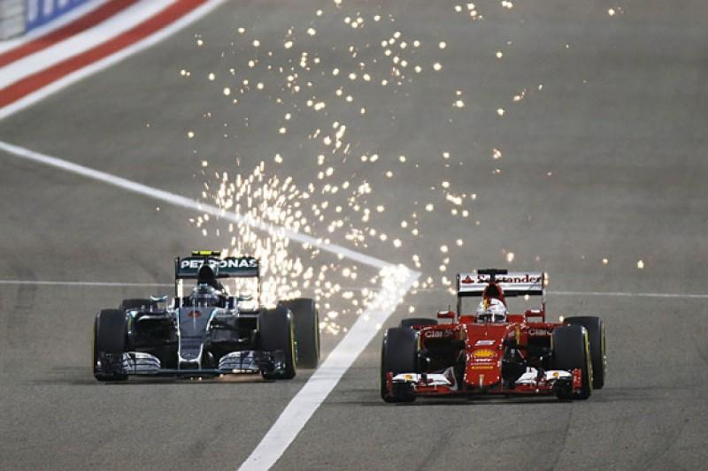 Mercedes doesn't want F1 spending war in battle with Ferrari