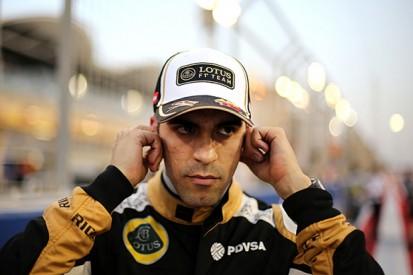 Lotus: Pastor Maldonado has to earn his Formula 1 drive on merit
