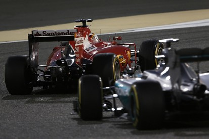 Ferrari now matches Mercedes F1 team for power - Niki Lauda