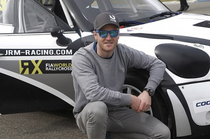 Guy Wilks returns to motorsport with JRM Mini in World Rallycross