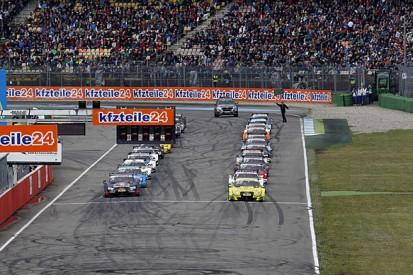 DTM could rejig 2015 calendar to fill vacant German Grand Prix date