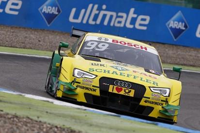 Hockenheim DTM: MIke Rockenfeller takes race two pole for Audi