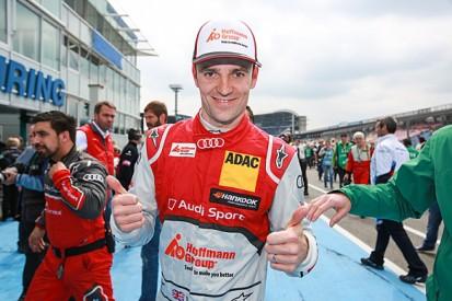 Hockenheim DTM: Jamie Green puts Audi on pole for Saturday race
