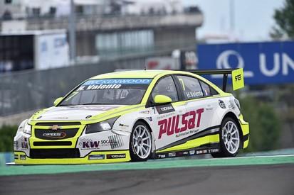 Hugo Valente regains WTCC front-row grid position after appeal