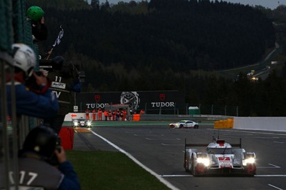 Lotterer, Treluyer and Fassler beat Porsche to win Spa WEC for Audi