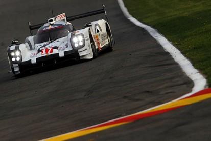 Spa WEC: Porsche fills top three on grid