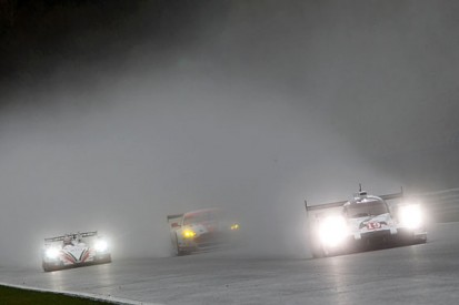 Spa WEC: Porsche one-two in wet second practice