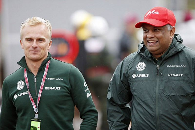 """Ex-F1 driver Heikki Kovalainen says he was too """"loyal"""" to Caterham"""