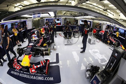 Red Bull F1 team feels progress on chassis side with 2015 car