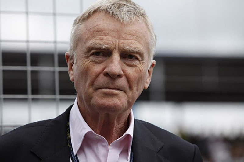 Ex-FIA president Max Mosley urges F1 to consider free rules option