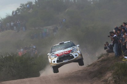 WRC Rally Argentina: Kris Meeke ends British drought with first win
