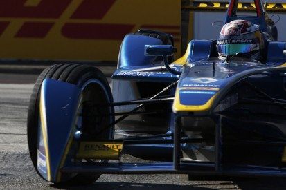 Revised suspension and brakes for Formula E's second season