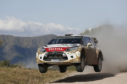 WRC Rally Argentina: Kris Meeke rebuilds lead into final day
