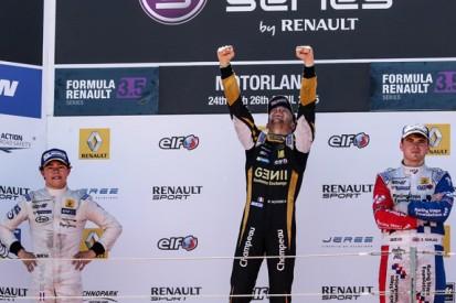 Aragon Formula Renault 3.5: Lotus' Vaxiviere snatches last-lap win