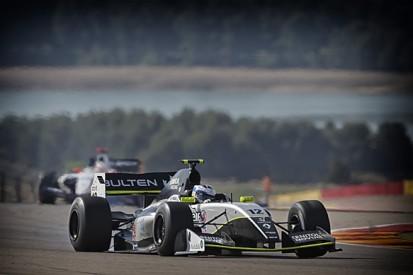 Aragon Formula Renault 3.5: Gustav Malja stripped of front row spot