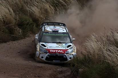 WRC Rally Argentina: Kris Meeke's lead over Mads Ostberg shrinks