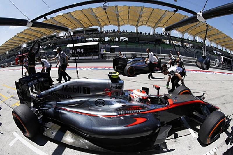 McLaren F1 team making strides in its understanding with Honda