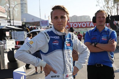 Ex-F1 racer Max Chilton unsure over Carlin Indy Lights campaign