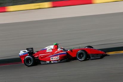 Zeta Corse set to miss Formula Renault 3.5 opener at Aragon