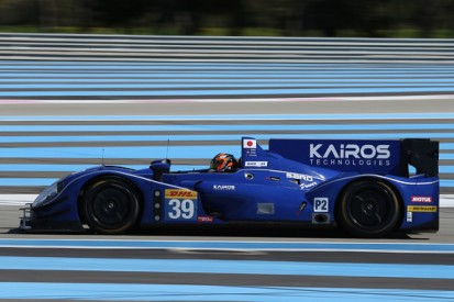 Morand confirms ongoing WEC LMP2 programme with single car