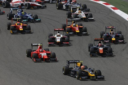 GP2 open to becoming the FIA's new Formula 2 series