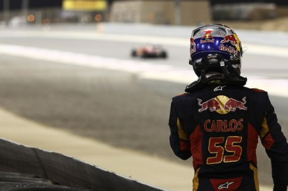 Toro Rosso's lack of Bahrain Grand Prix pace 'weird' - Sainz