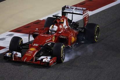 F1 Bahrain GP: Sebastian Vettel says he struggled for rhythm