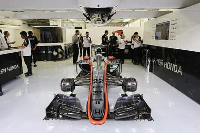 F1 Bahrain GP: No 'dramatic' problem with Jenson Button's McLaren